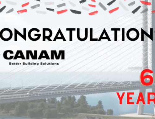 Canam Steel Corporation Celebrates 60th Year Anniversary