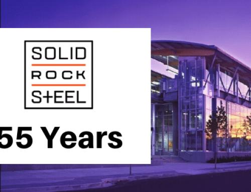 Solid Rock Steel Fabricating Co. Ltd. Celebrates 55 Years