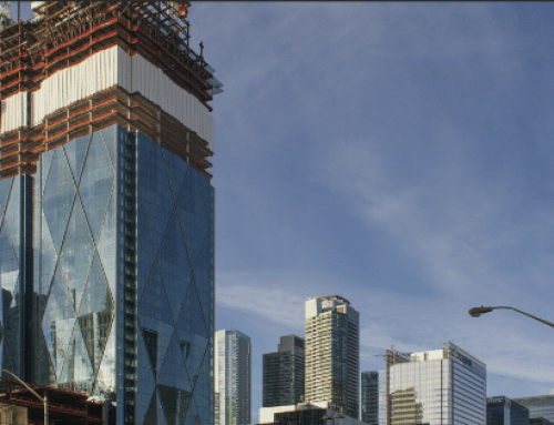 Toronto's new CIBC SQUARE Has Challenges Only Steel Can Solve