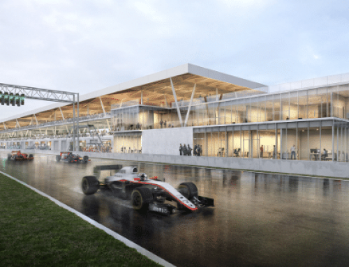 Canadian Formula 1 Grand Prix Infrastructure Refurbishment