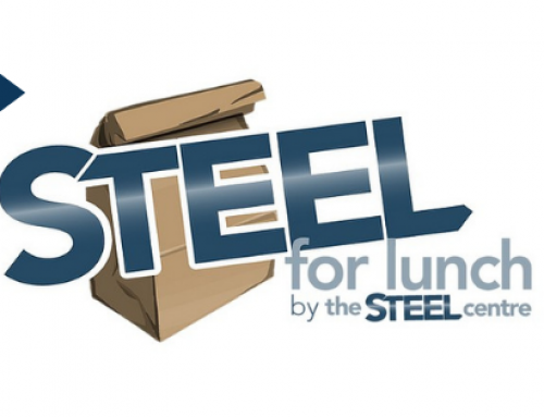 CISC Steel Centre Offers Steel For Lunch