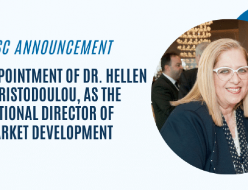 Appointment of Dr. Hellen Christodoulou, as the National Director of Market Development