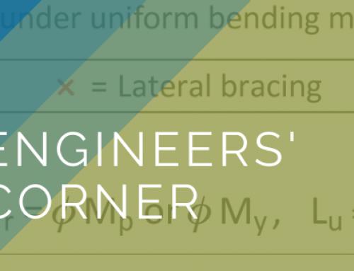 Engineers' Corner: Maximum Unbraced Length of a Beam