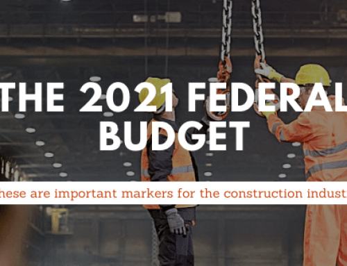 The 2021 Federal Budget