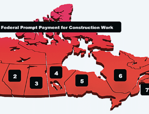 A Quick Look At Recent Developments in Both Canadian Prompt Payment and Construction Law Reforms