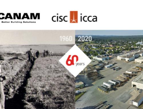 Canam Celebrates 60 Years