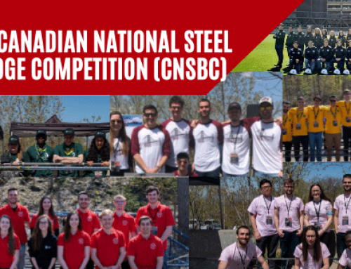 The Canadian National Steel Bridge Competition (CNSBC) 2021