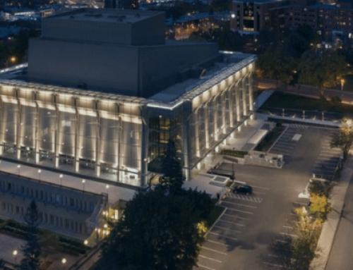 Project Showcase: Grand Théâtre of Québec