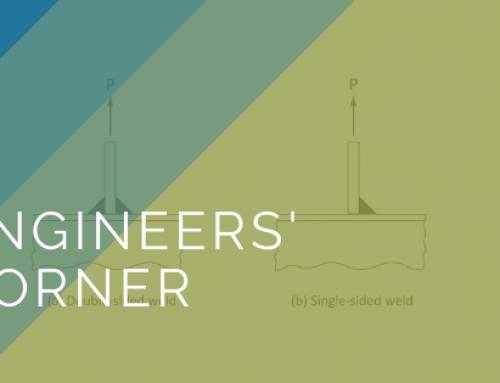 Engineers' Corner: Fillet Weld Resistance in CSA S16:19