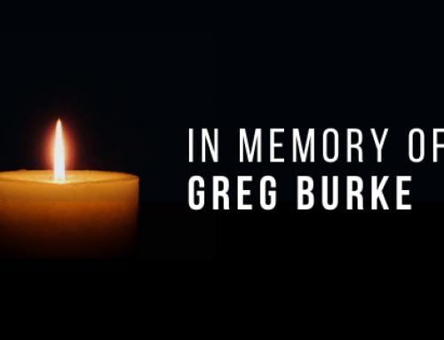 In Memory of Greg Burke